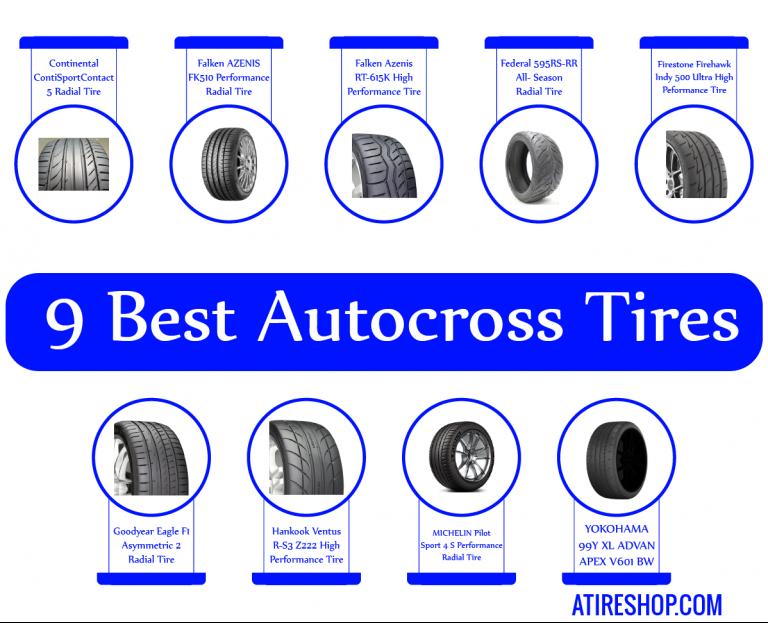 Best Autocross Tires Info-Graphic by atireshop.com